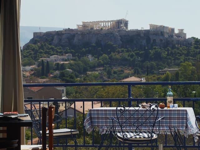 ACROPOLIS FOR EVER FROM MARTINE'S STUDIO - Athen - Loft