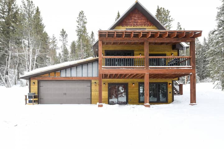 Timberland Lodge