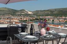 Rooftop terrace with AMAZING VIEW