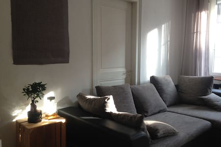 cozy simple room close to main train station - Basel - Íbúð