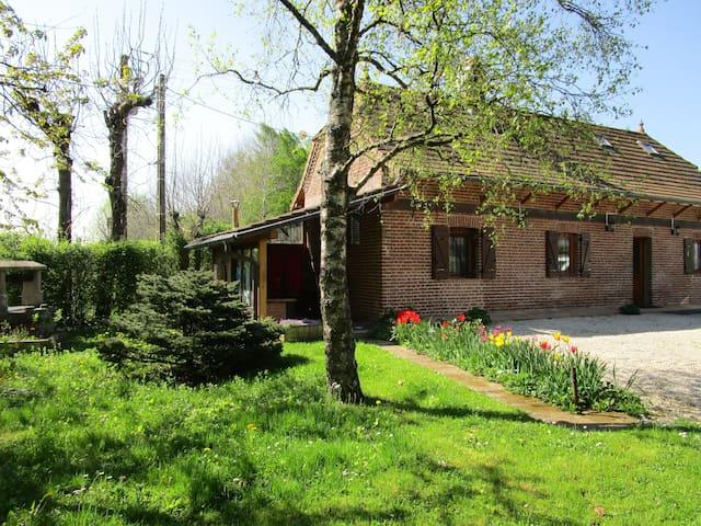 Gîte de Pitoure - La Chapelle-Saint-Sauveur - Haus