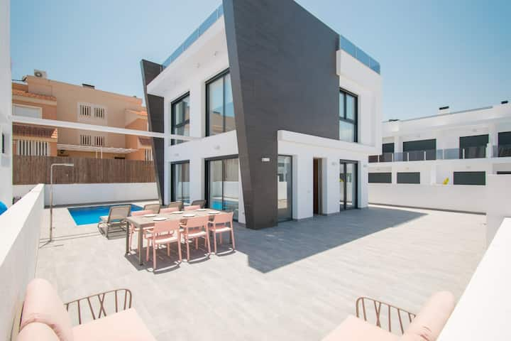 205 Luxury Gran Villa - Alicante Holiday