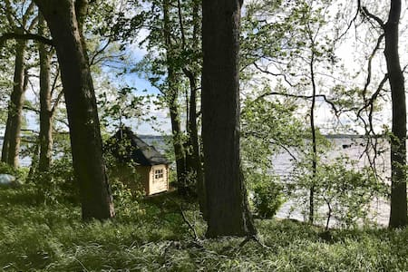 Cosy Cottage  just by the lake - nature living