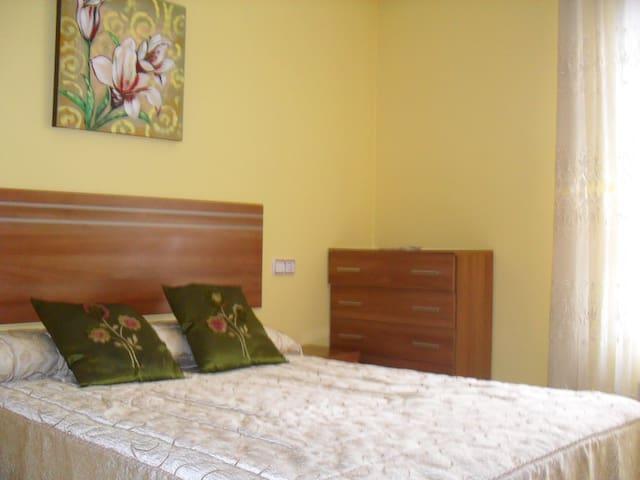Habitación Marina - Oviedo - Lägenhet