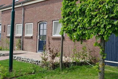 B&B Boslust studio of appartement - Alphen - Apartament