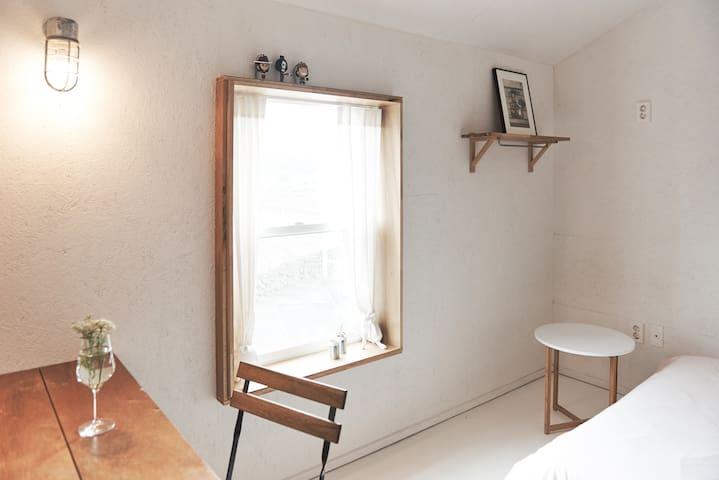 Wiesenvillage (비젠빌리지) Double Room