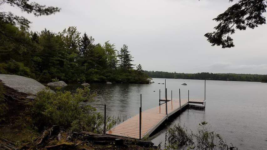 Lake Front Campsite
