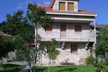 Casa Rural en pleno centro de Galicia