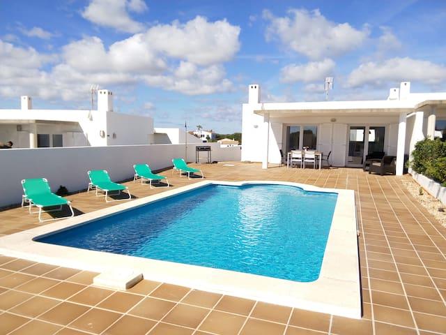 Beautiful house on Minorca - Mahón - Cala Llonga