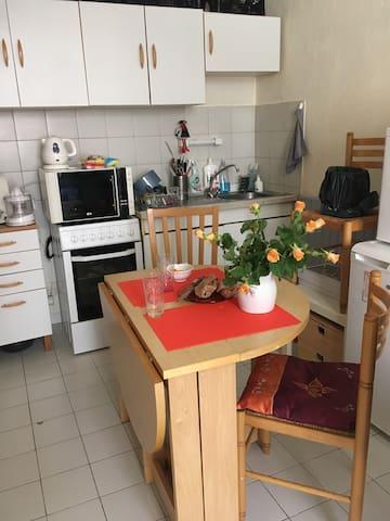 Appartement type T2 sur Villeurbanne