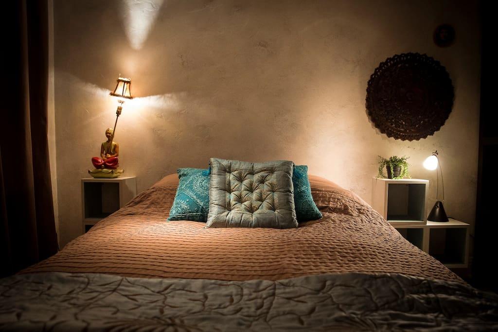 Pour dormir et lire tranquille