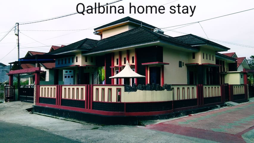 Qalbina home stay syari'ah