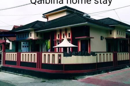 Qalbina home stay syari'ah
