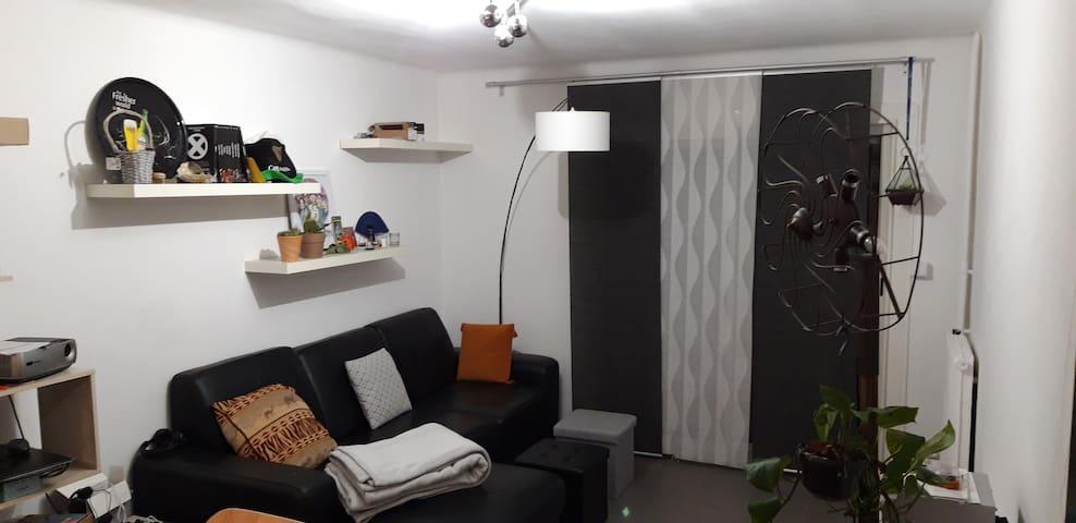 3 bedroom apartment near Salis beach