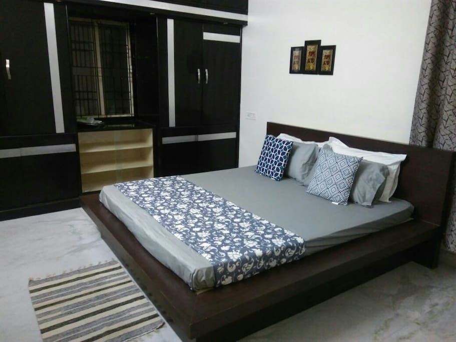 We have renovated beautiful home fully furnished flats for Table 99 hyderabad telangana