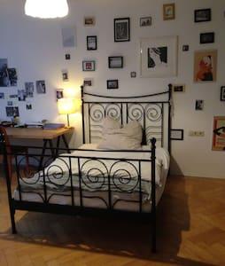 zentrales gemütliches Zimmer - Ludwigsburg