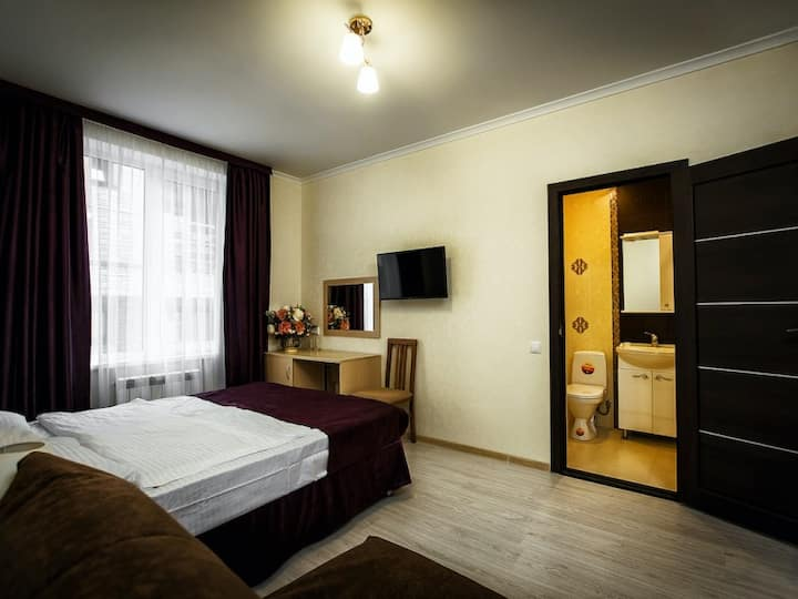 Big double room. Elpida, boutique hotel