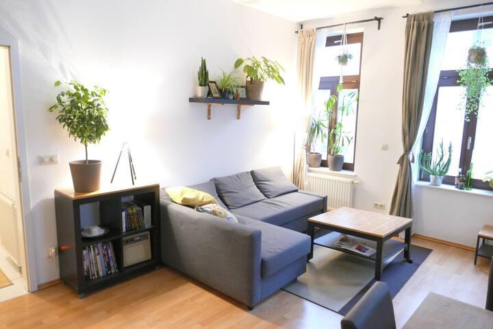 Schönes Apartment am Fockeberg
