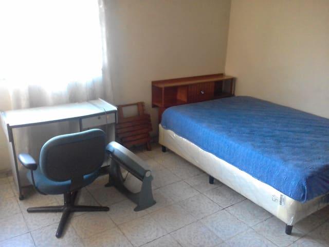 Habitación confortable y segura - Santa Tecla - Дом