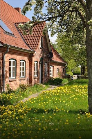 Landhaus Hohenfelde - Bauernhaus an der Ostsee - Hohenfelde - Appartement