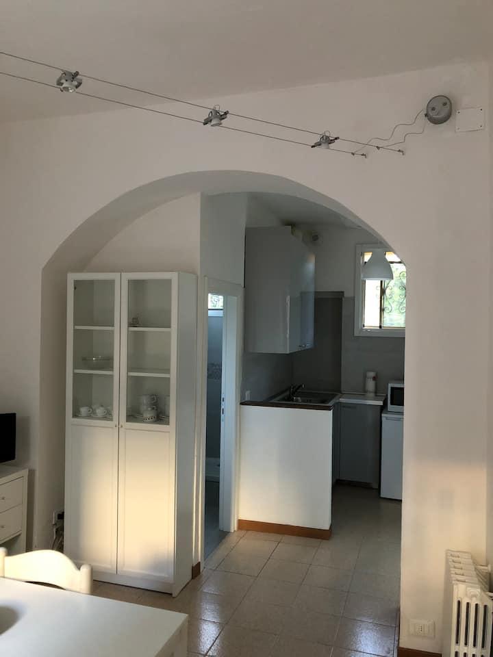 Appartamento nel centro storico di Porretta Terme
