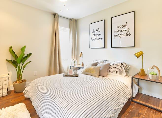 OC Private Modern 2 Room Cozy Suite! Disney & LA