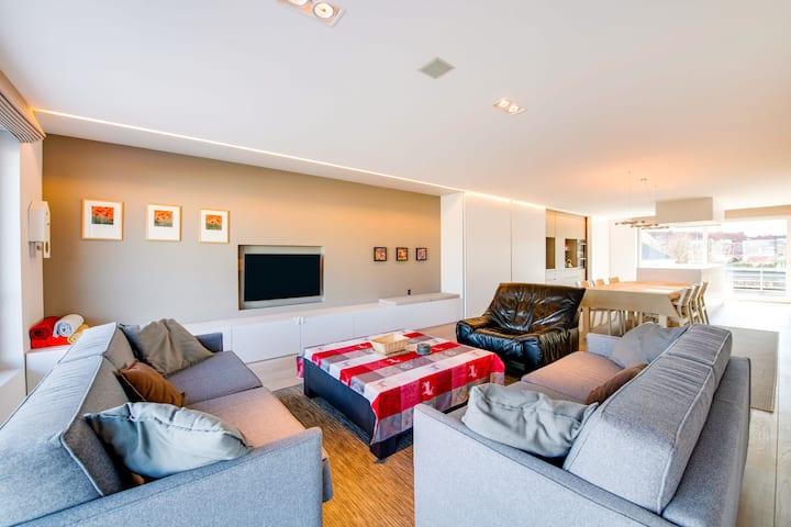 Elegant Apartment in Ieper with Sauna
