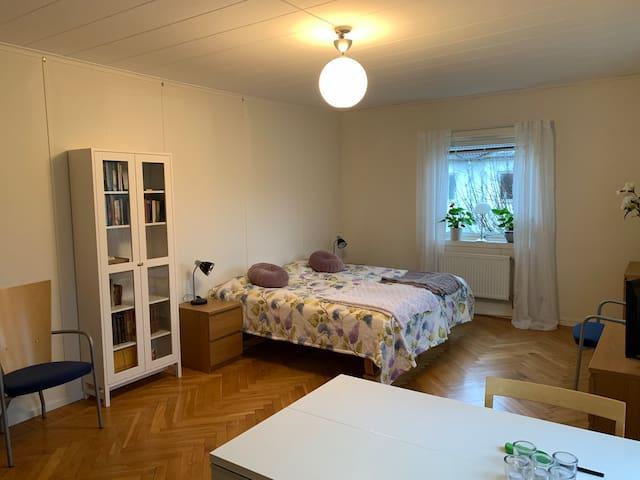 Rum väldigt centralt i Värnamo