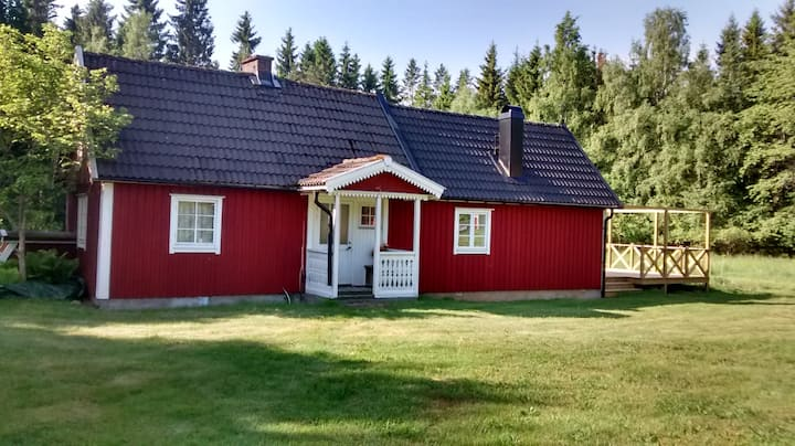 Genuine Swedish atmosphere at Bolmsö