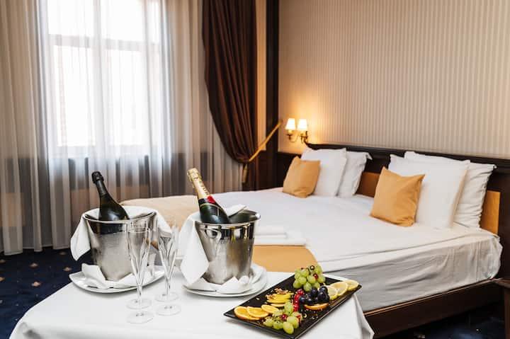 Hotel Europe Superior Single room
