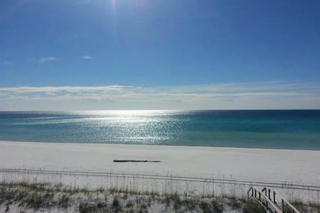 View of Water, Beach Across Street! - Destin