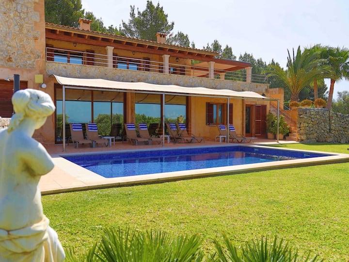 Ca Na Vinga, Villa à Puerto de Alcudia, Majorque