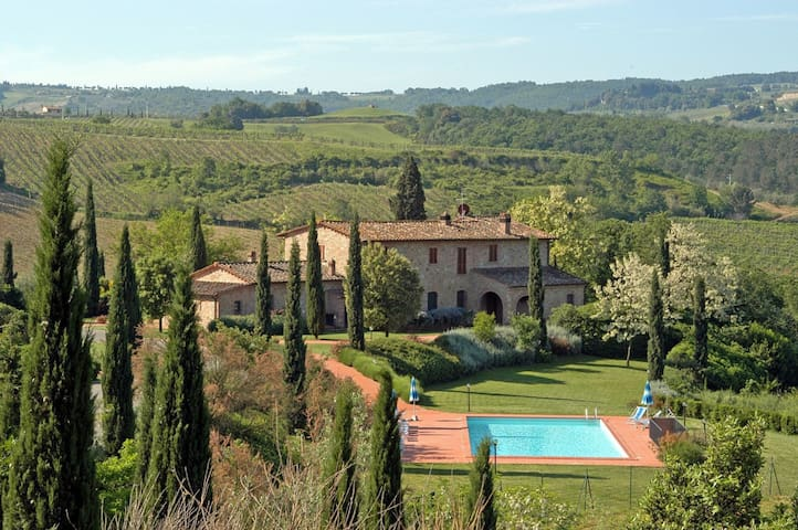 Le Colline - Colline 3, sleeps 4 guests - Montaione