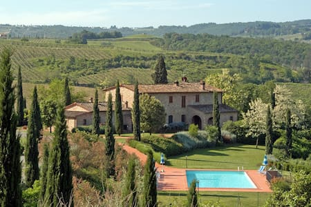 Le Colline - Colline 3, sleeps 4 guests - Montaione - Huoneisto