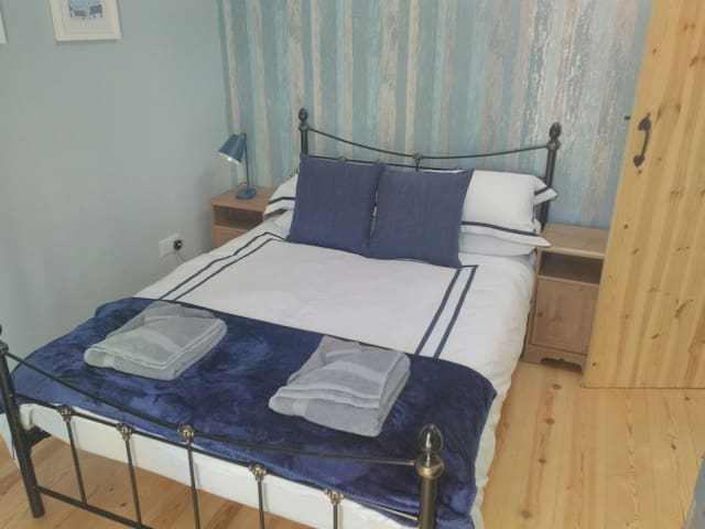First of double bedrooms
