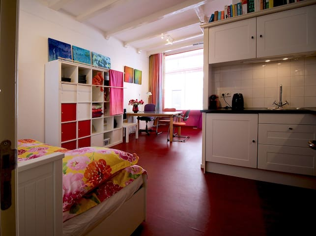 Unique independent B&B in the center of Utrecht