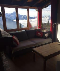 Alpes des Chaux, Duplex ski-in