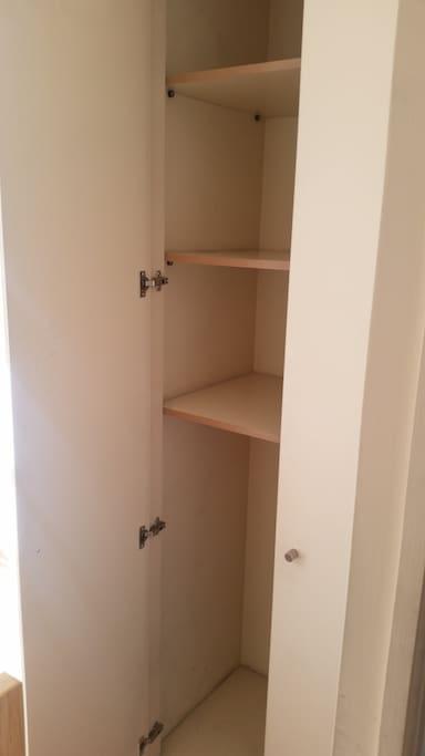 Incluye Closet (Guardaropa) privado