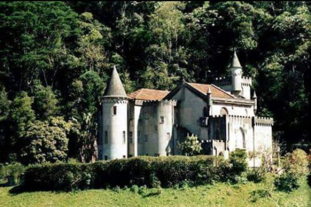 Castelo montebelo - ponto turistico