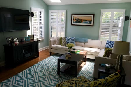Private bed+bath close to beaches - Mount Pleasant - Haus