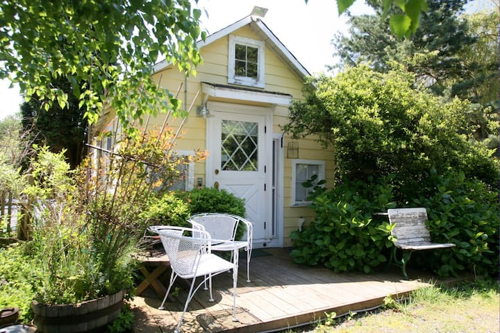 Creamery Cottage, Langley, Whidbey Island, WA