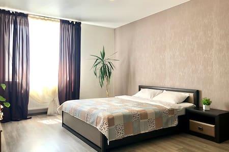 Сучасні апартаменти в центрі міста)