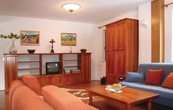 Holiday apartment with 1 bedroom on 74m² in Mozirje