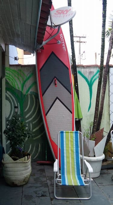 Aluguel de Stand Up Paddle