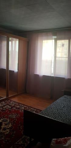 Квартира город Курчатов . Курска область.