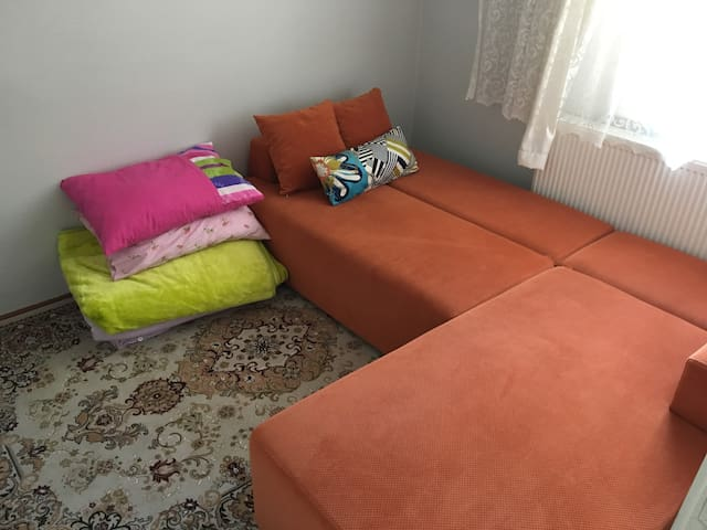 Private room, Safe and Comfortable, Metro,Shopping - Ankara