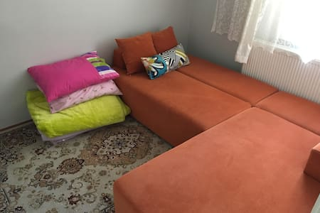 Private room, Safe and Comfortable, Metro,Shopping - Ankara - Apartament