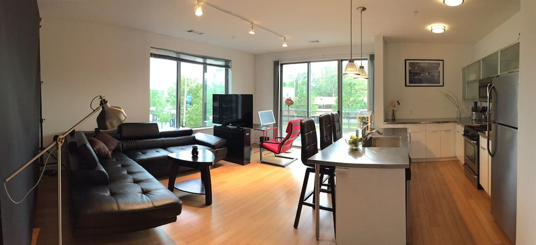 Best location Luxury Appartment - Stamford - Apartment