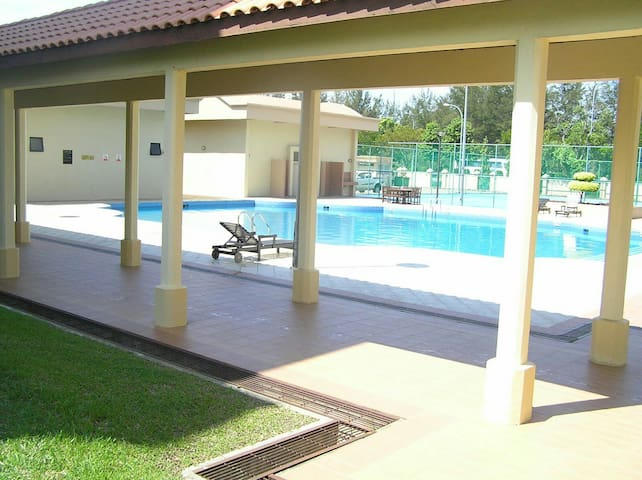 Ground Floor, Poolside Condo, Kota Kinabalu, Sabah