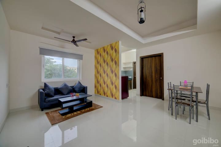Furnished 1BHK Flats @Near Wipro Circle,Gachibowli
